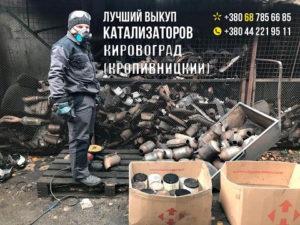 Продать катализатор Кировоград (Кропивницкий)